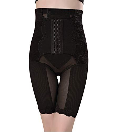 Lilith Udo wyszczuplające damskie wysoki stan body shaper otwarte pośladki wąskie spodnie modelujące sylwetkę dla kontroli brzucha