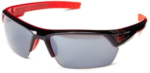 Under Armour Igniter 2.0 Sunglasses Storm ANSI Satin Black / Grey Polarized 69 mm
