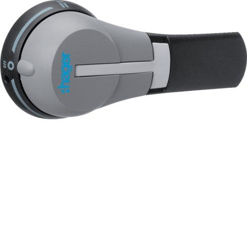 Hager HZI004 accesorio para cuadros eléctricos - Accesorios para cuadros eléctricos (Gris, WEE)