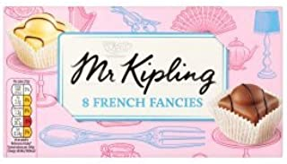 Mr Kipling French Fancies cakes