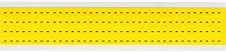 """Brady 3400-DSH, 34037 3/8""""x1/4"""" 3400 Repositionable Number & Letter Label w/Legend: -, 100 Cards"""