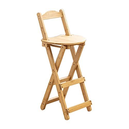 Folding Chairs Moderna Silla Plegable Simple Silla Silla Silla Silla Silla DE MAZÓN DE Mesa Habilidad DE Habilidad Color DE COMERIDO PORTEBLE DE Table (Color : Wood Color)