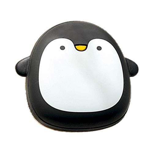 Carino Cartoon Pinguino Polare Orso Elettrico Scaldamani USB Ricaricabile Riscaldamento Utility Da utilizzare