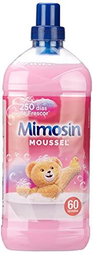 Mimosín Mimosin Suavizante Moussel 60 Lavados 1200 g