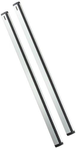 Thule TH962100 CRUZBER, Aluminio, 135 cm