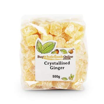 Buy Whole Foods Ginger Crystallised Dallas Mall 40% OFF Cheap Sale 500g