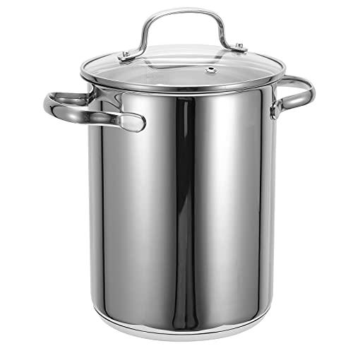 Roestvrijstalen friteuse, drielaagse frituurpan voor vuurbronnen, waaronder gasfornuizen, inductiekookplaten en elektrische fornuizen