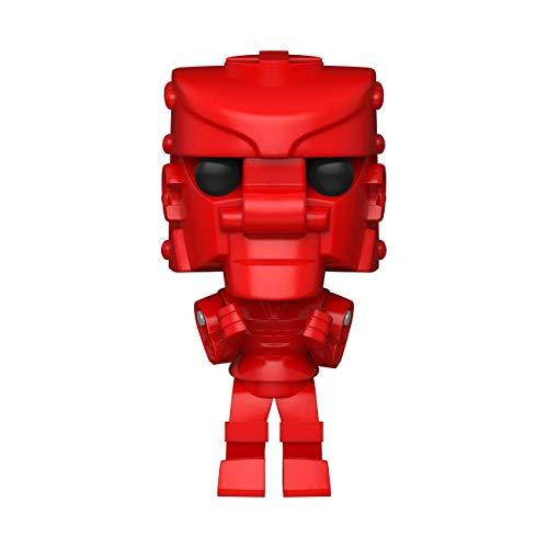Funko Pop! Retro Toys: Mattel - Rock'Em Sock'Em Robot, Red