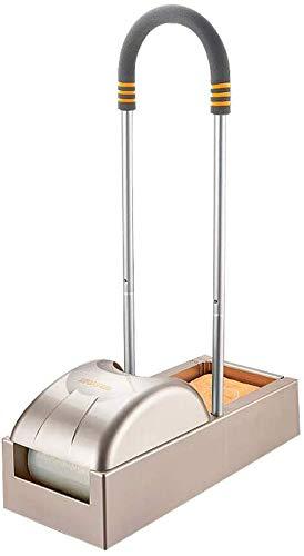 Dmygo Zapato automático dispensador de la Cubierta del Zapato con Membrana ambientalmente amistoso Laboratorio de Materiales Inicio de Zapatos Cubierta de la máquina (Oro)