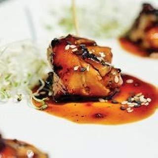 Hibachi Style Chicken Skewer - Gourmet Frozen Chicken Appetizers (40 Piece Tray)
