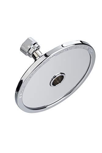 High Sierra's Premium 1.5 GPM Low Flow'Tenaya' Shower Head: Polished Chrome