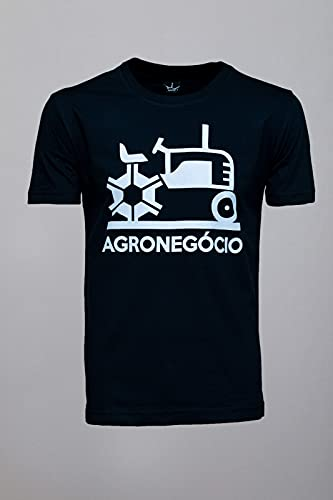 Camiseta CoolWave Agronegócio Preta