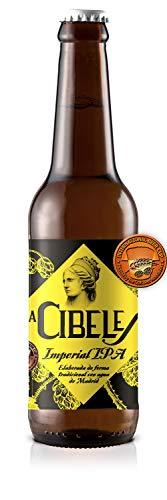 Imperial IPA 33cl | Cervezas La Cibeles