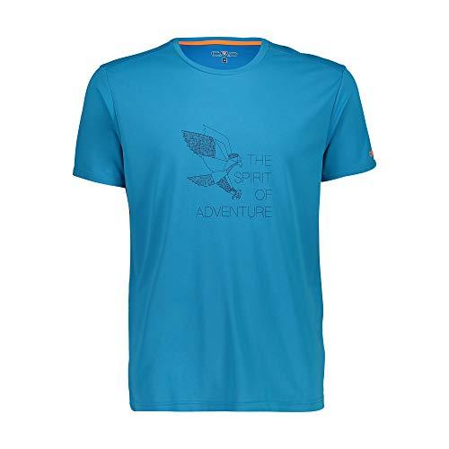 CMP T-Shirt Homme 30T5057 Rif 50