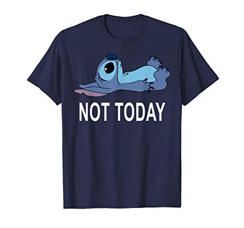 Disney Lilo & Stitch Not Today Stitch T-Shirt