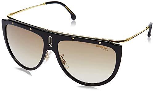 Carrera Sport Carrera 1023/S Gafas, BLACK GOLD/BW MARRONE, 60 Adultos Unisex