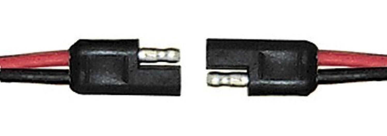 Femitu 12 Gauge 2 Pin Quick Disconnect Harness