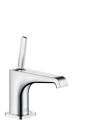 AXOR Wasserhahn Citterio E (Armatur mit Auslauf Höhe 90mm, ohne Ablaufgarnitur) Chrom