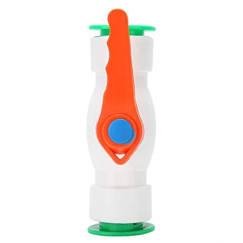 YunDduoBao Bola de Conexión Rápida Tubo de Agua de Plástico PPR Accesorios de Bola de Conexión Rápida Boquilla de Grifo Único