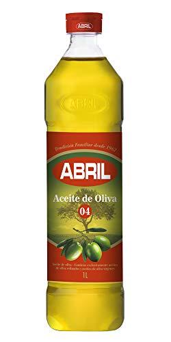 Abril Aceite de Oliva Suave 1 L - Caja de 15 botellas