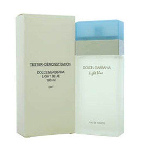 ドルチェ&ガッバーナ(DOLCE&GABBANA) ライトブルー (テスター) EDT SP 100ml [並行輸入品]