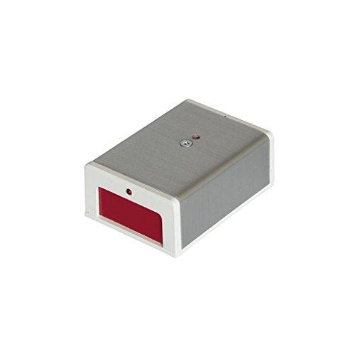 Cooper 484Me–Knopf Panik Elektronische Memory LED–1Ausgang Relais-Schalter durch Silbentrennung 12V–, 12V