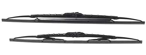 Bosch 3397118404 Wischblatt Satz Twin Spoiler 532S - Länge: 530/500