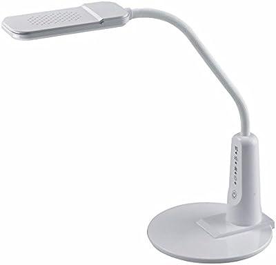 Los estudiantes aprenden LED lámparas de escritorio, lámparas, lámparas de ojos infantiles, blanco