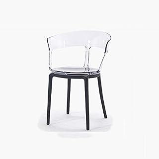 LiXiZhong Chaise De Négociation De Réception Minimaliste Moderne Chaise  Chaise Chaise Du0027hôtel Clubhouse Dossier