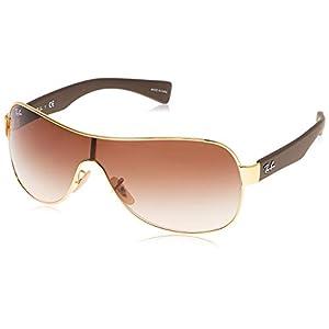 Fashion Shopping Ray-Ban Rb3471 Square Sunglasses