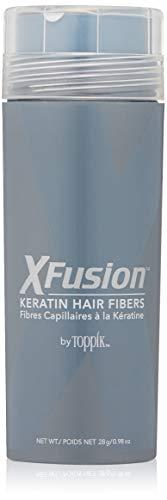 Xfusion Keratin Hair Fibers, Medium Brown, 0.98 oz