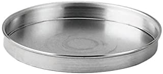Johnson-Rose 63206 6 Inch X 1 Inch Aluminium Deep Dish Pizza/Cake Pan, 6 inch, Silver