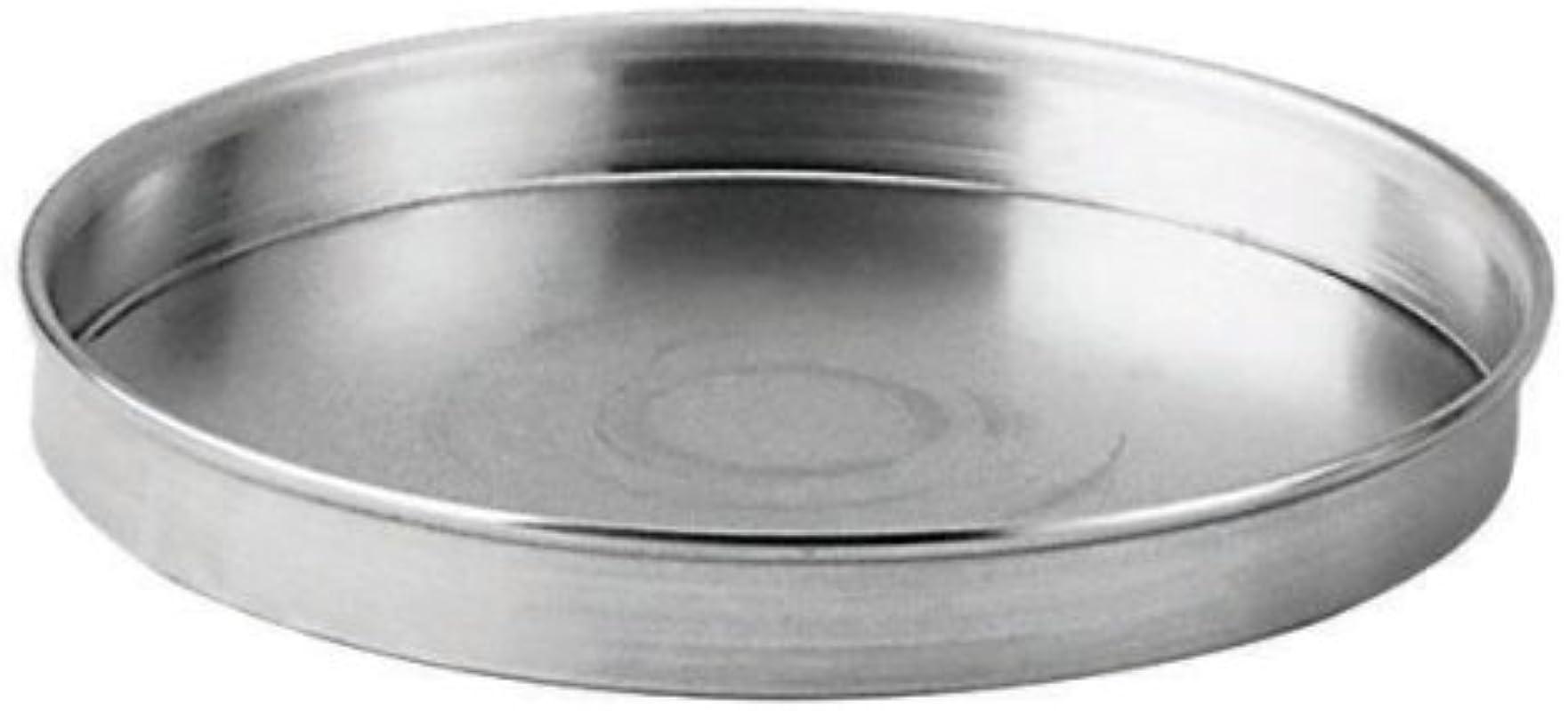 Johnson Rose 12 Inch X 1 Inch Aluminium Deep Dish Pizza Cake Pan
