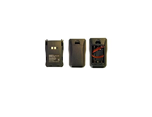 POLMAR Battery Case Contenitore BATTERIE 6XAAA Easy/Work III