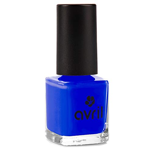 Avril Bleu de France 633 - Esmalte de uñas, 7 ml