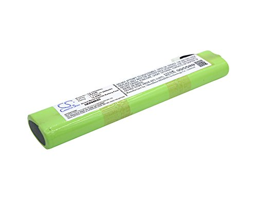 Replacement Battery for TDK Life On Record A34, Life On Record A34...