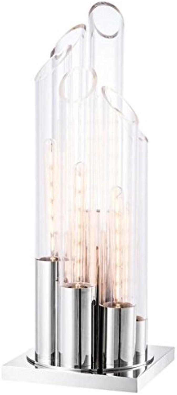 Casa Padrino Padrino Padrino Designer Tischleuchte 30 x 30 x H. 80 cm - Luxus Hotel Tischlampe B071R2G7D8 | Erste Gruppe von Kunden  3da2e0