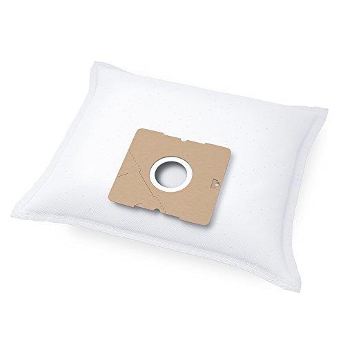 1 Staubsaugerbeutel | Staubbeutel passend für Bomann BS 9011 CB/dustwave® Markenstaubbeutel/Made in Germany + inkl. Microfilter