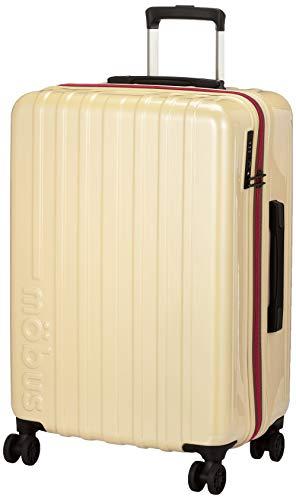 [エー・エル・アイ] スーツケース mobus ハードキャリー 拡張シリーズ 68.5 cm アイボリー