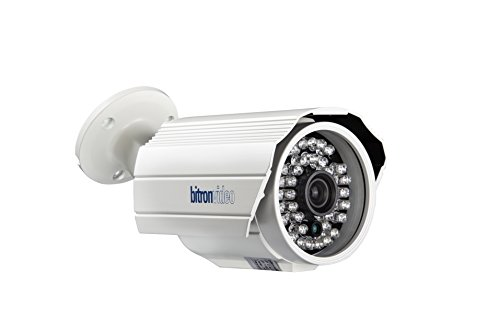 Bitron AV7001/0101 Video B-Focus Bullet Kamera für Telekom Smart-Home (D&N 720P 4mm) weiß