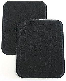 Advantage Palm Pads – Black [AC005PP-blk]【キネシス アドバンテージキーボード交換用パームパッド(黒)】