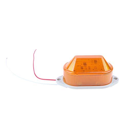LED-Notleuchte Blinkende Warnlicht Lampe Rundumleuchten Warnlampe Staubdicht und Wasserfest Beacon Licht AC 220V