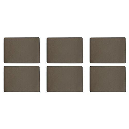 ASA Selection 7803420 Set de table imitation cuir Brun ( 1 pièce )