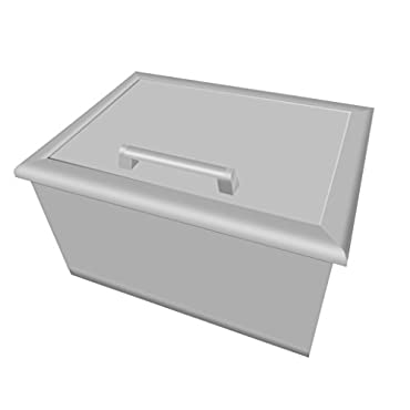 Coyote CDIC Drop in 2.1 Cu Ft Stainless Steel Cooler