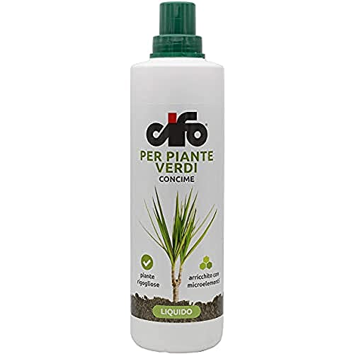 Cifo Concime liquido per Piante Verdi 1 lt