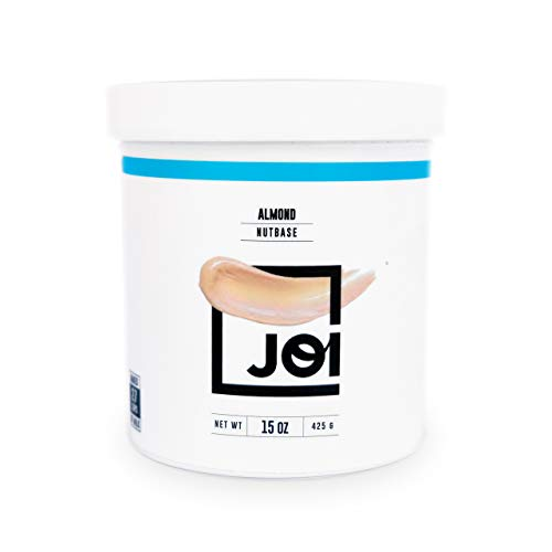 JOI Almond Base | Just One Ingredient | Unsweetened Nutbase for Almond Milk and Plant-Based Recipes | No Additives or Gums | Vegan, Keto, Paleo Friendly | 15oz Concentrate
