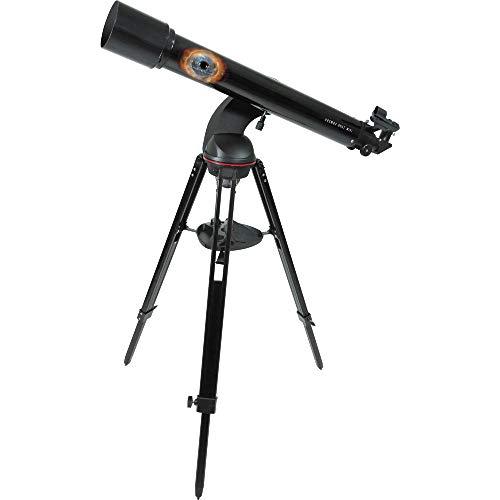Celestron Cosmos - Telescopio WiFi, Negro