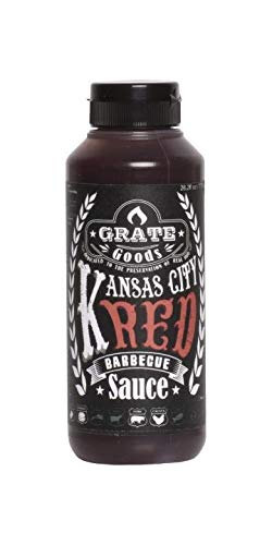 GRATE GOODS Kansas City Red Barbecue Sauce Soße Grill Größe-ml 265ml