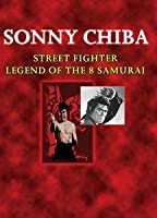 Street Fighter & Legend of the 8 Sumarai [Import USA Zone 1]