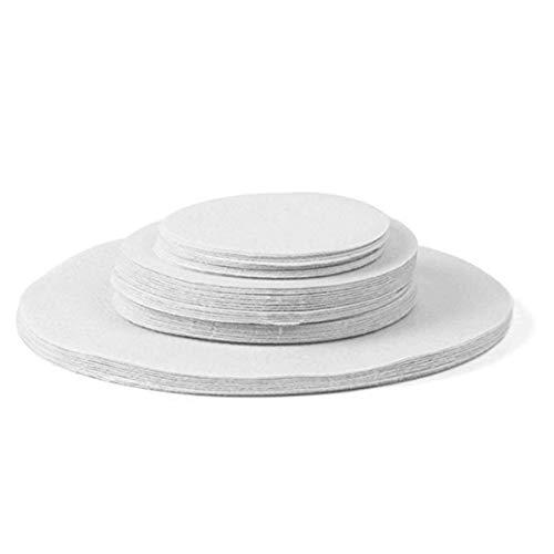 great-fyl 24 separadores de placas de fieltro de China suave separador de almacenamiento protectores para porcelana y vidrio de China